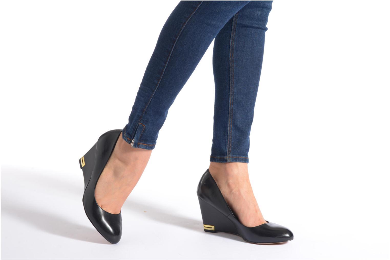 Zapatos de tacón Aldo Janviere Negro vista de abajo