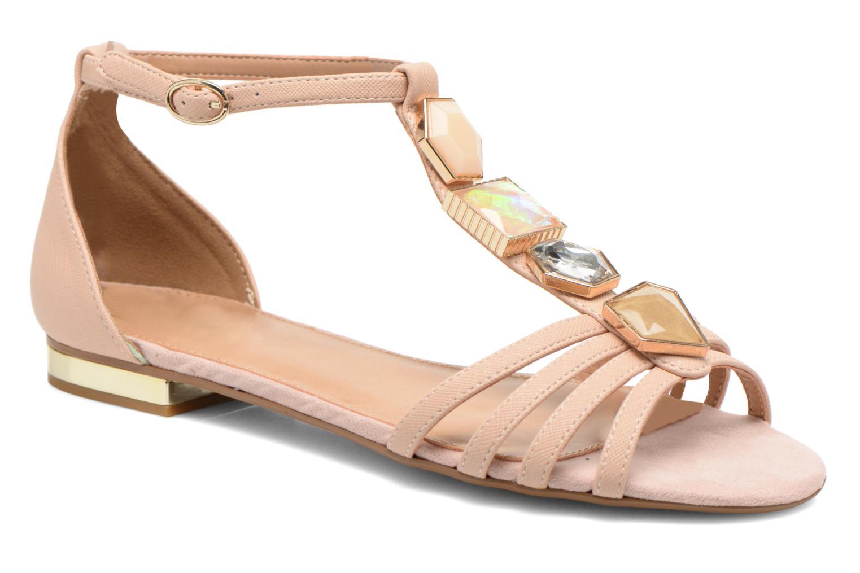 Sandales et nu-pieds Aldo Lilia Beige vue détail/paire