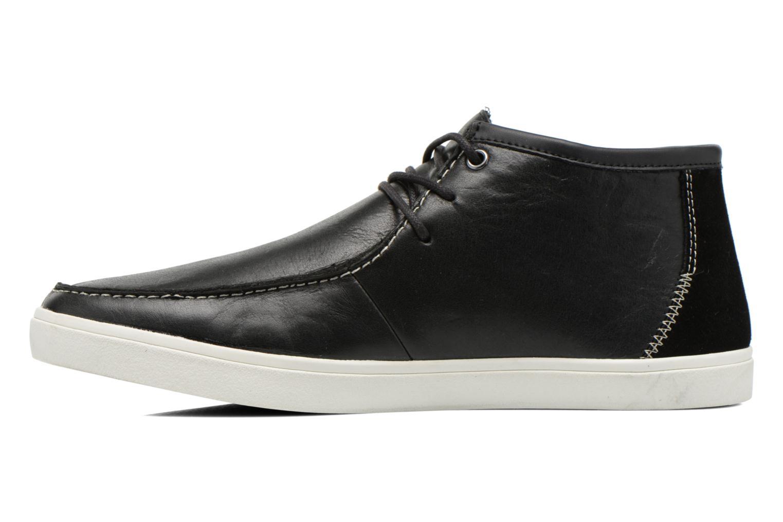 Chaussures à lacets Aldo Fricke Noir vue face