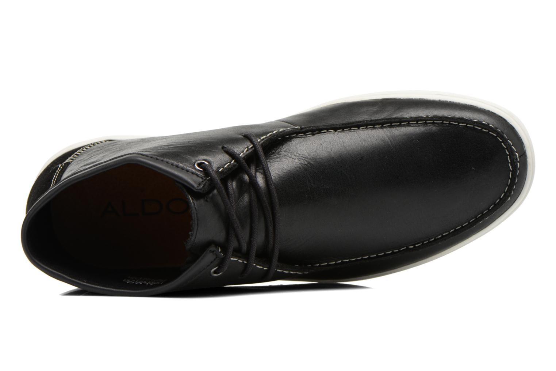 Chaussures à lacets Aldo Fricke Noir vue gauche
