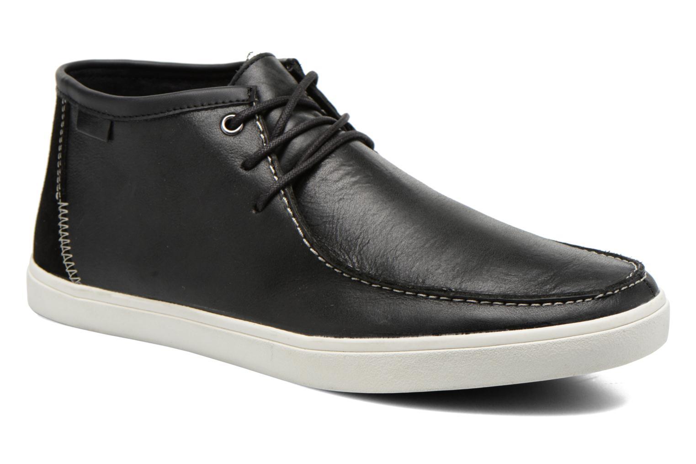 Fricke Black leather