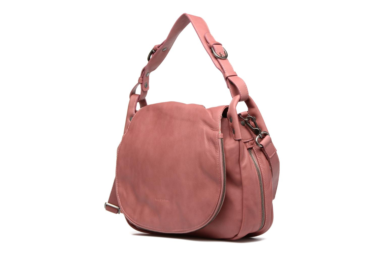 Handbags Sabrina Bérénice Pink model view