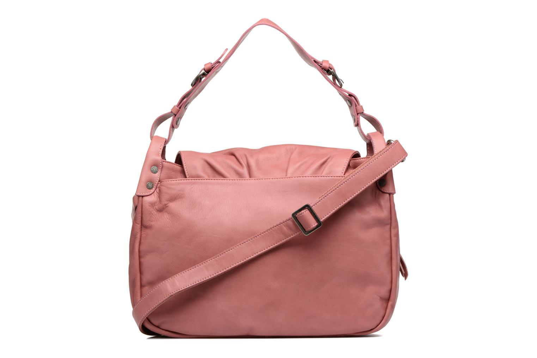 Handbags Sabrina Bérénice Pink front view