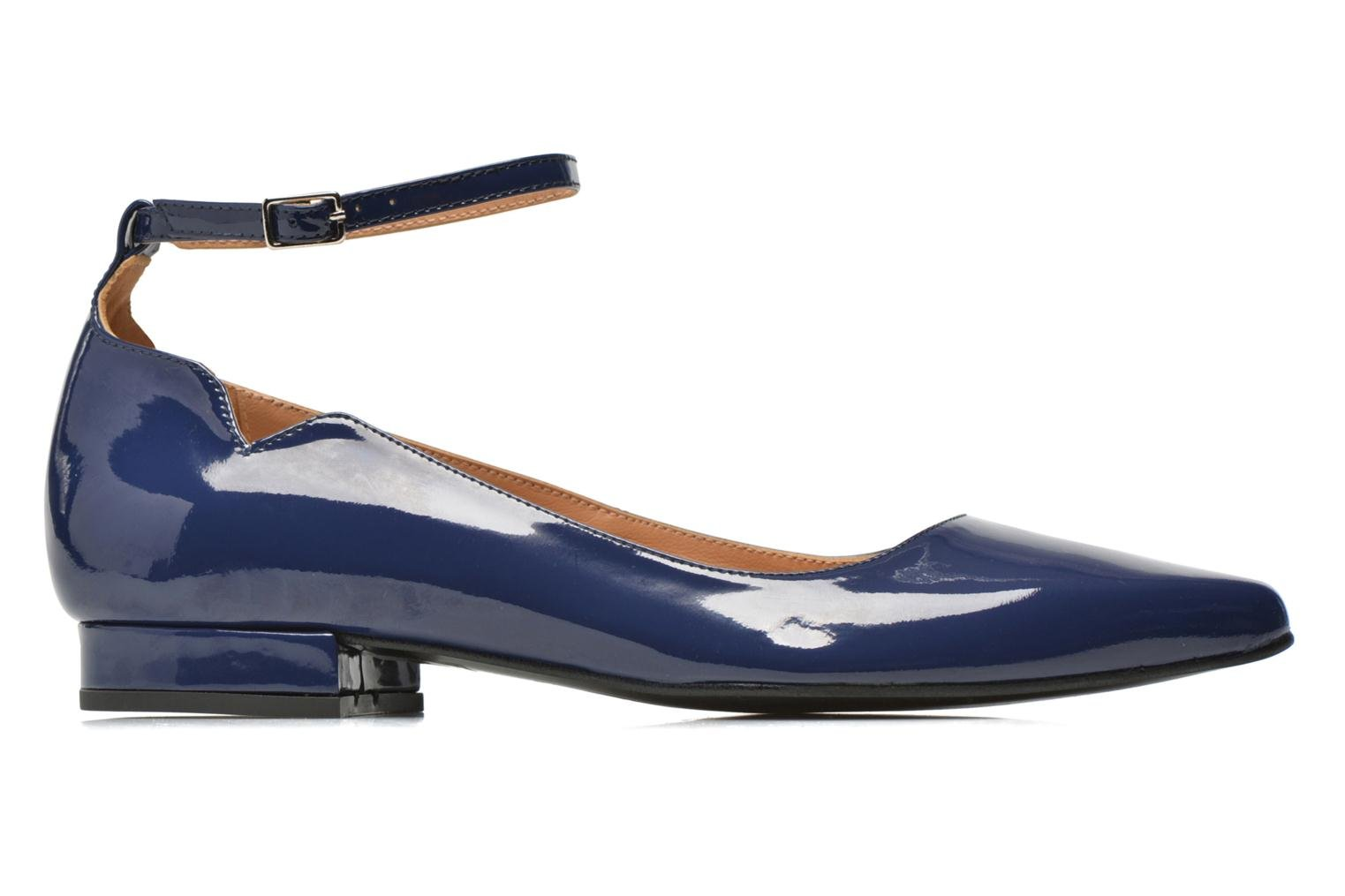Ballet pumps Made by SARENZA West Mister #4 Blue detailed view/ Pair view