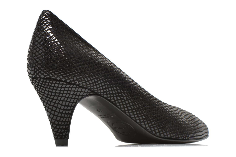 Zapatos de tacón Made by SARENZA Glossy Cindy #9 Negro vista del modelo