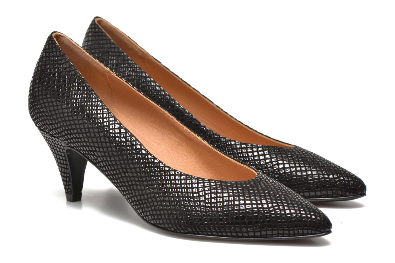 Zapatos de tacón Made by SARENZA Glossy Cindy #9 Negro vista lateral derecha