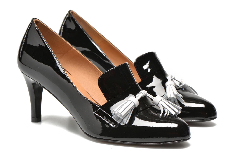 Notting Heels #12 Vernis Noir + Vernis Blanc