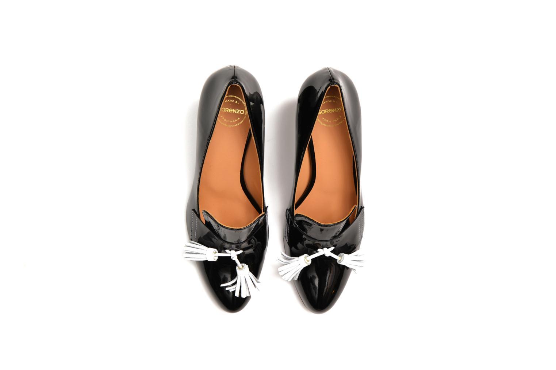 Escarpins Made by SARENZA Notting Heels #12 Noir vue haut