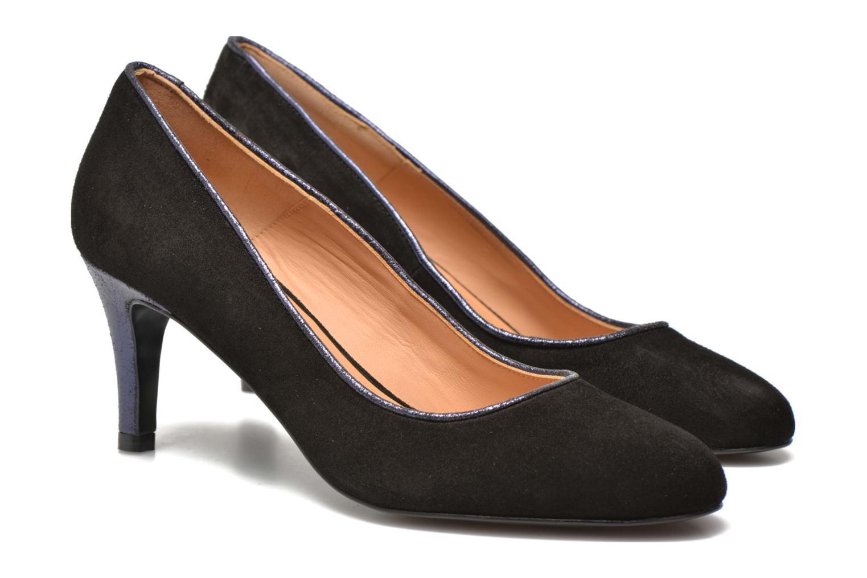 Zapatos de tacón Made by SARENZA Notting Heels #10 Negro vista lateral derecha