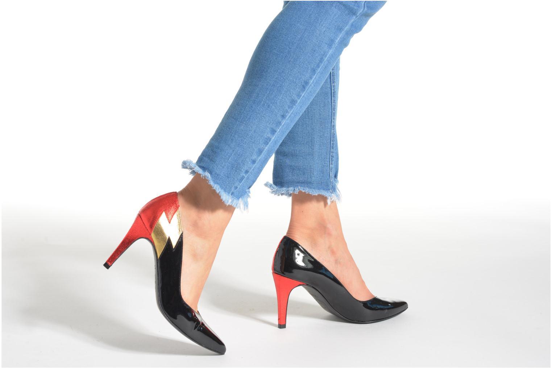 Zapatos de tacón Made by SARENZA Glossy Cindy #3 Multicolor vista de abajo