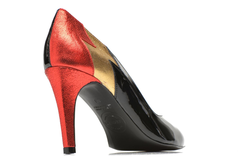 Zapatos de tacón Made by SARENZA Glossy Cindy #3 Multicolor vista del modelo