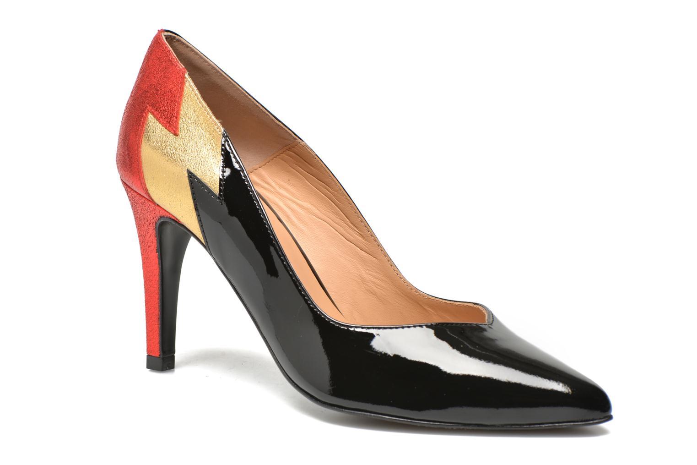 Zapatos de tacón Made by SARENZA Glossy Cindy #3 Multicolor vista de frente