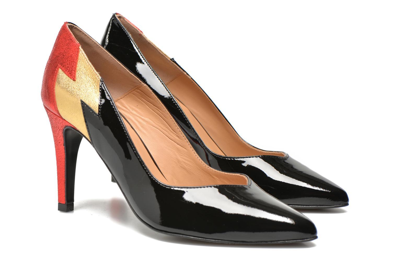 Zapatos de tacón Made by SARENZA Glossy Cindy #3 Multicolor vista lateral derecha