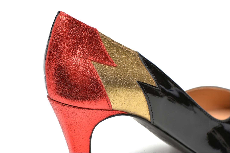 Zapatos de tacón Made by SARENZA Glossy Cindy #3 Multicolor vistra trasera
