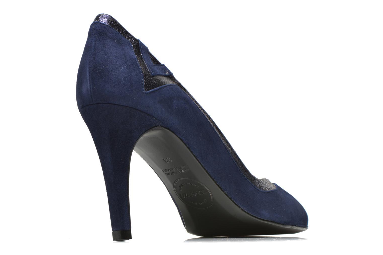 Escarpins Made by SARENZA Glossy Cindy #6 Bleu vue portées chaussures
