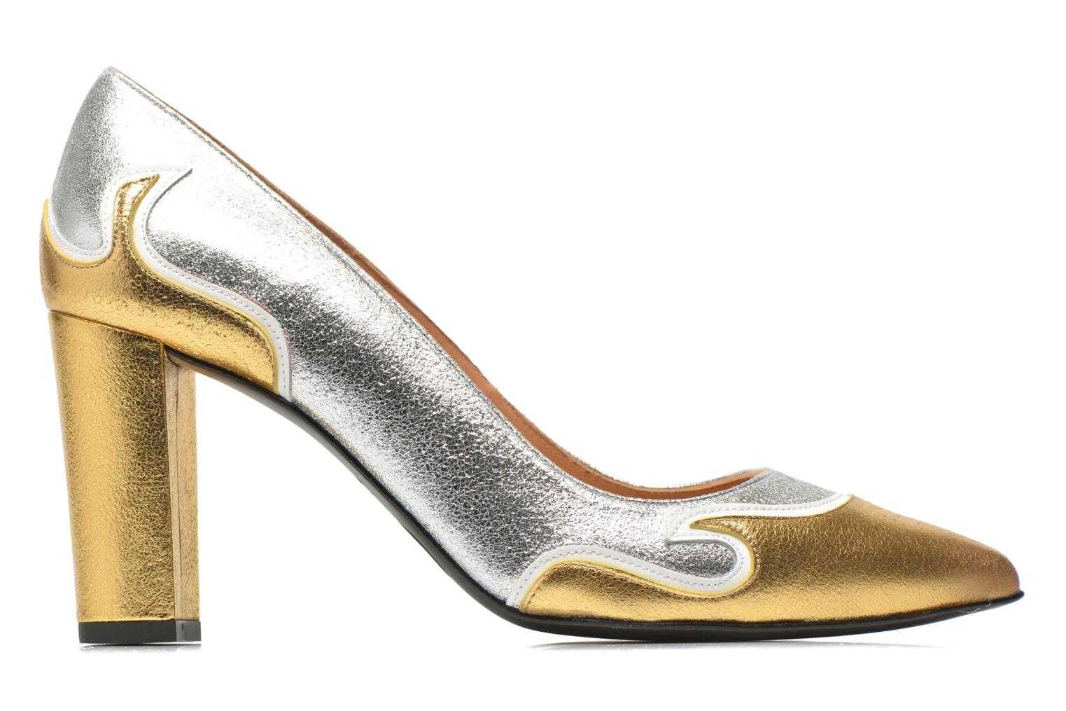 Pumps Made by SARENZA Glossy Cindy #2 gold/bronze detaillierte ansicht/modell