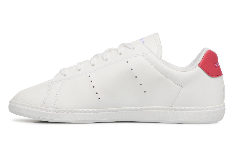 Le (weiß) Coq Sportif Courtone Gs (weiß) Le -Gutes Preis-Leistungs-Verhältnis, es lohnt sich,Boutique-3392 5b34e9