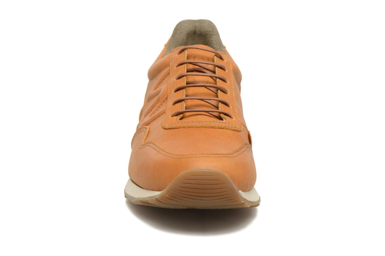 Sneaker El Naturalista Walky ND91 W braun schuhe getragen