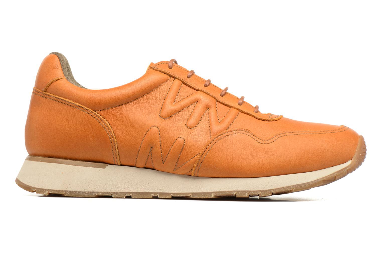 Sneaker El Naturalista Walky ND91 W braun ansicht von hinten
