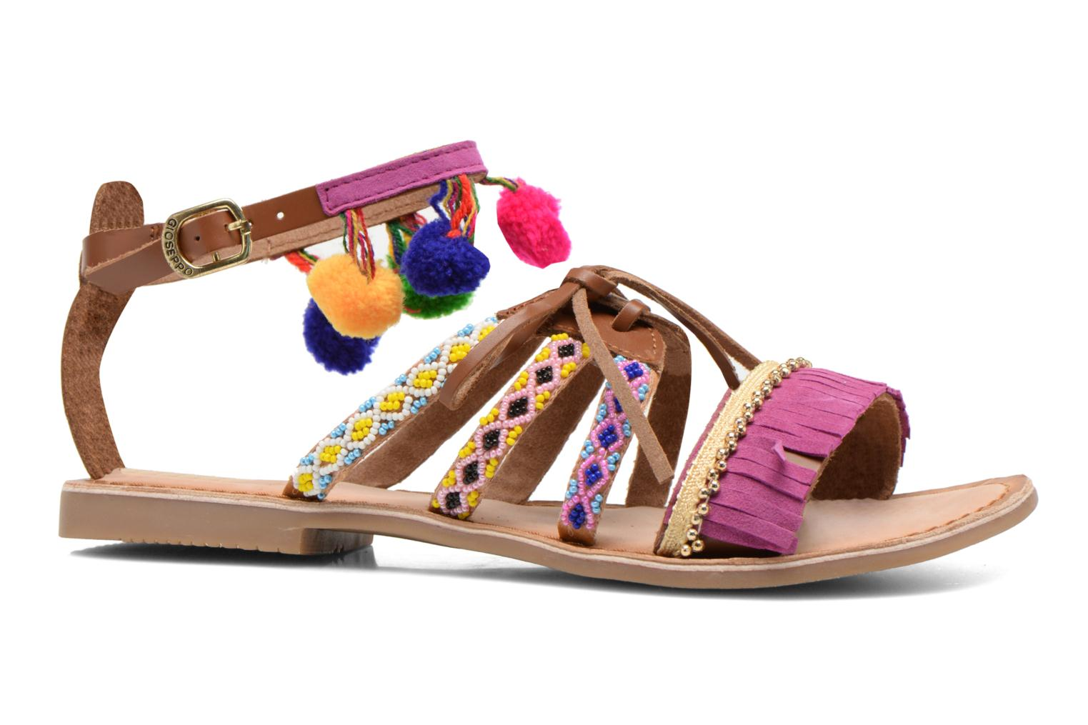 Sandals Gioseppo Sia Multicolor back view
