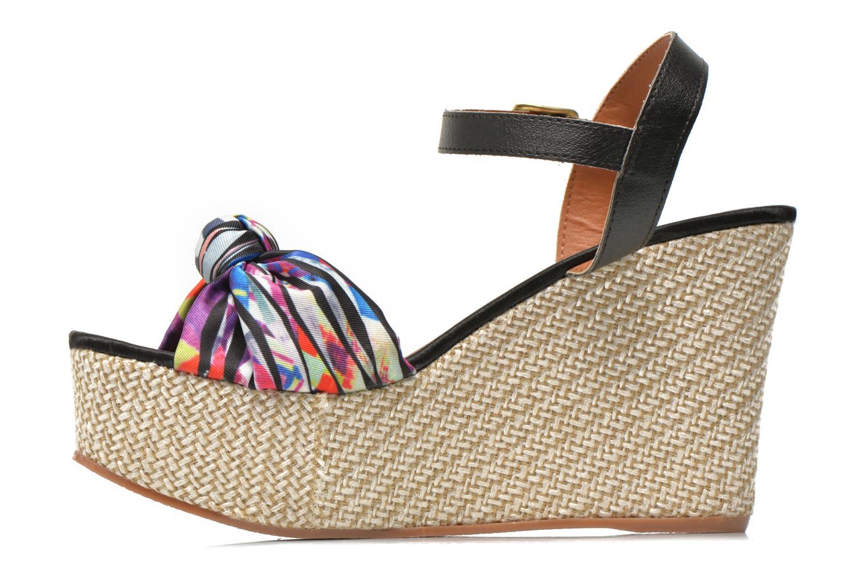 Sandales et nu-pieds Gioseppo Realeja Multicolore vue face