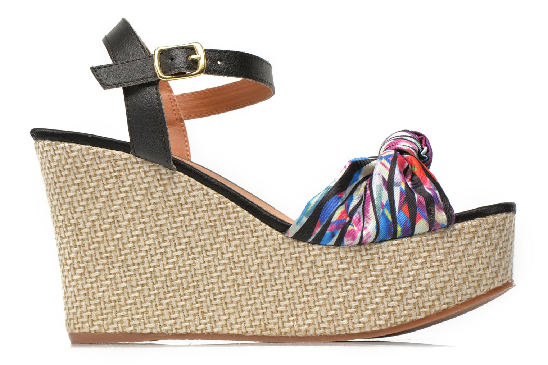 Sandales et nu-pieds Gioseppo Realeja Multicolore vue derrière