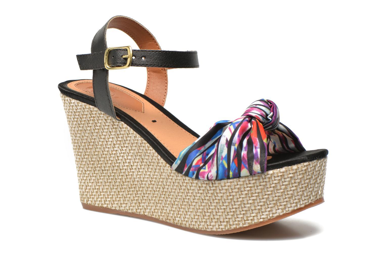 Sandales et nu-pieds Gioseppo Realeja Multicolore vue détail/paire