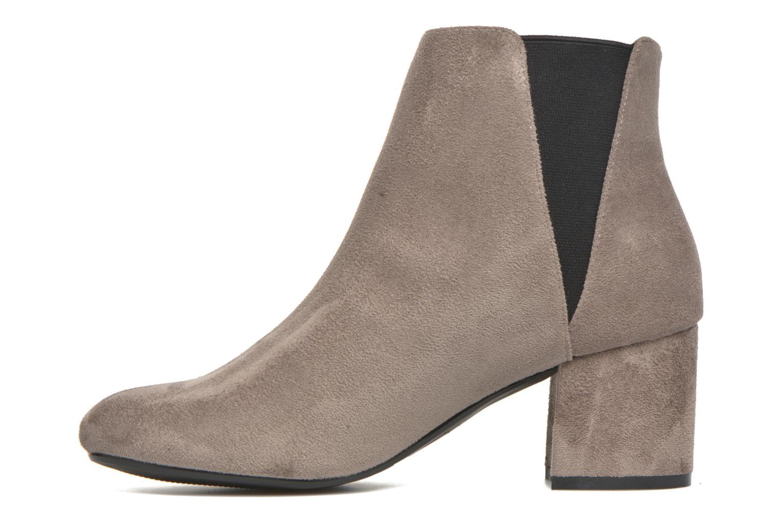 Stiefeletten & Boots Blink Bbibian grau ansicht von vorne