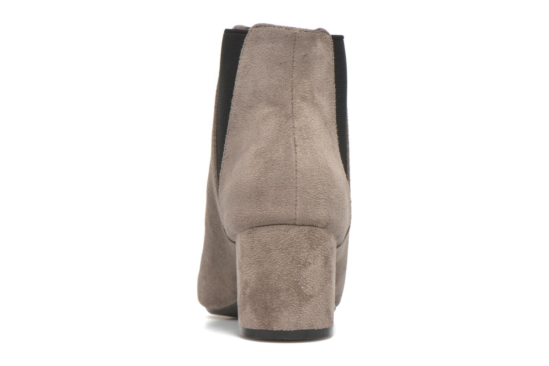 Bottines et boots Blink Bbibian Gris vue droite