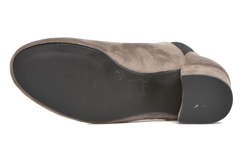 Stiefeletten & Boots Blink Bbibian grau ansicht von oben