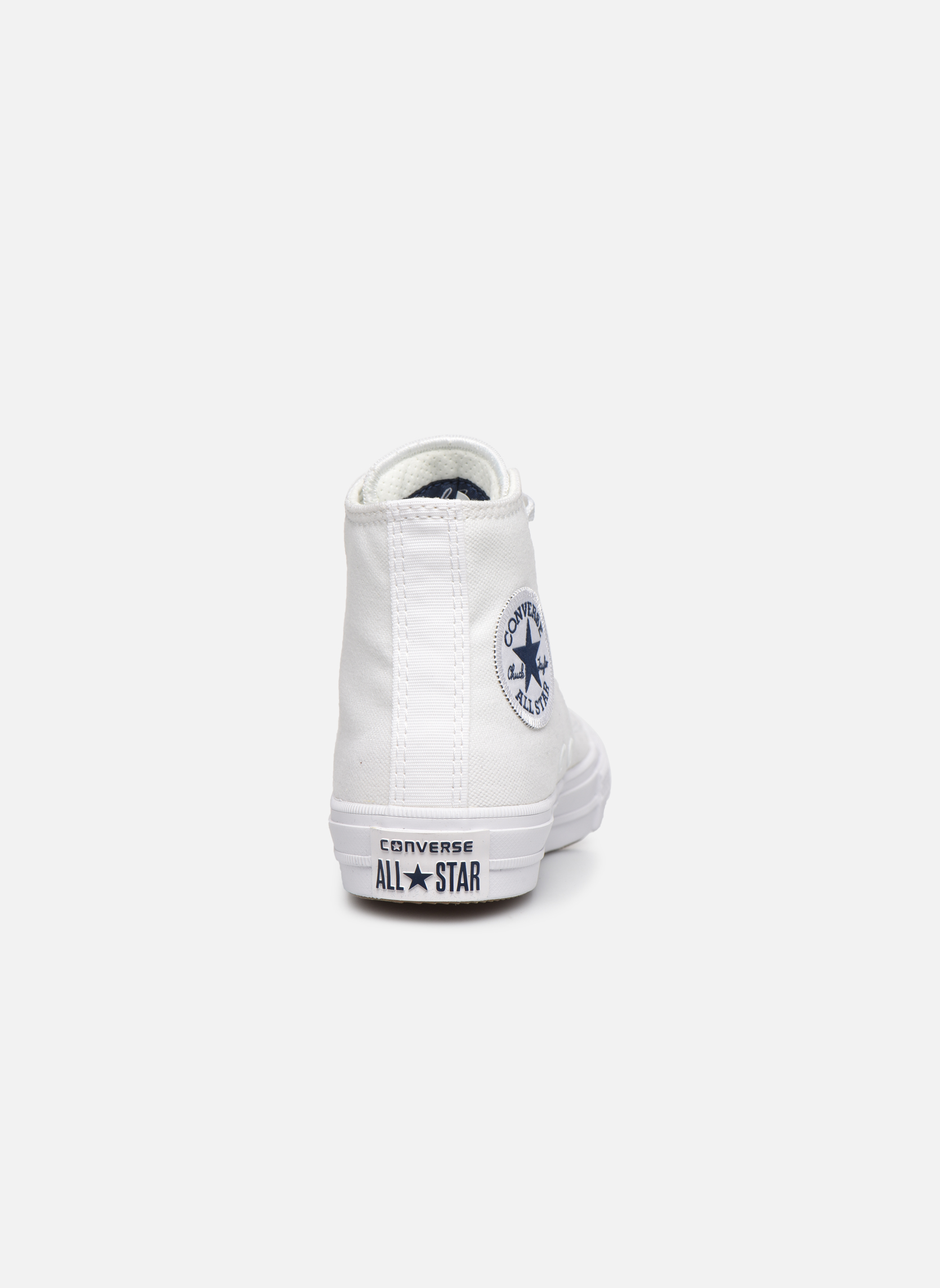 Trainers Converse Chuck Taylor All Star II Hi White view from the right
