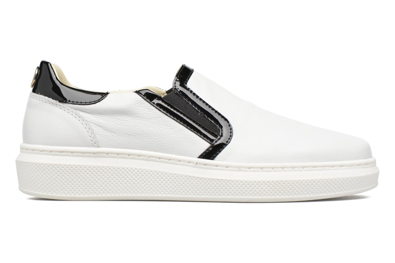 Sneaker Tommy Hilfiger GIGI SLIP ON SNEAKER weiß ansicht von hinten
