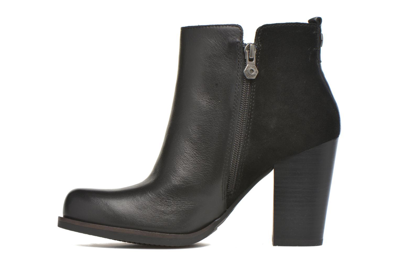 Bottines et boots Tommy Hilfiger JADE 11C Noir vue face