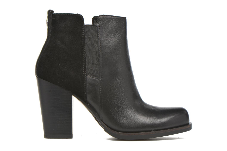 Bottines et boots Tommy Hilfiger JADE 11C Noir vue derrière