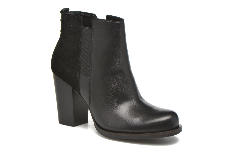 Bottines et boots Tommy Hilfiger JADE 11C Noir vue détail/paire