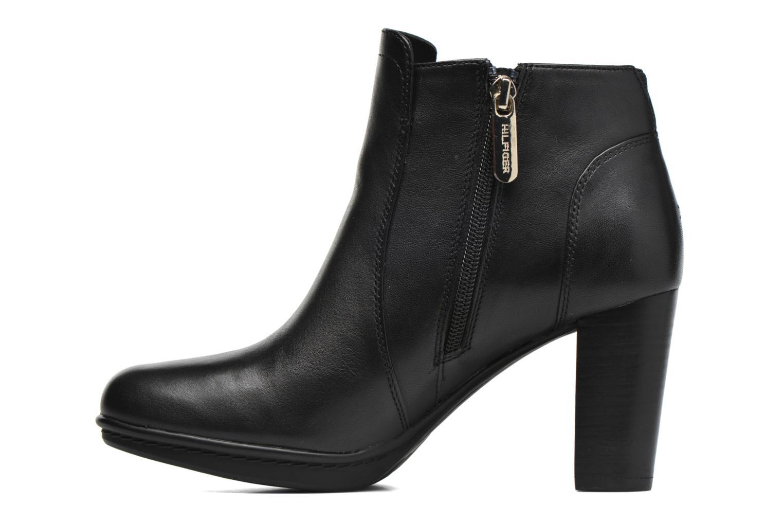 Bottines et boots Tommy Hilfiger JAKIMA 8A Noir vue face