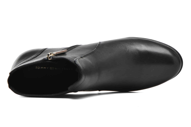 Bottines et boots Tommy Hilfiger JAKIMA 8A Noir vue gauche