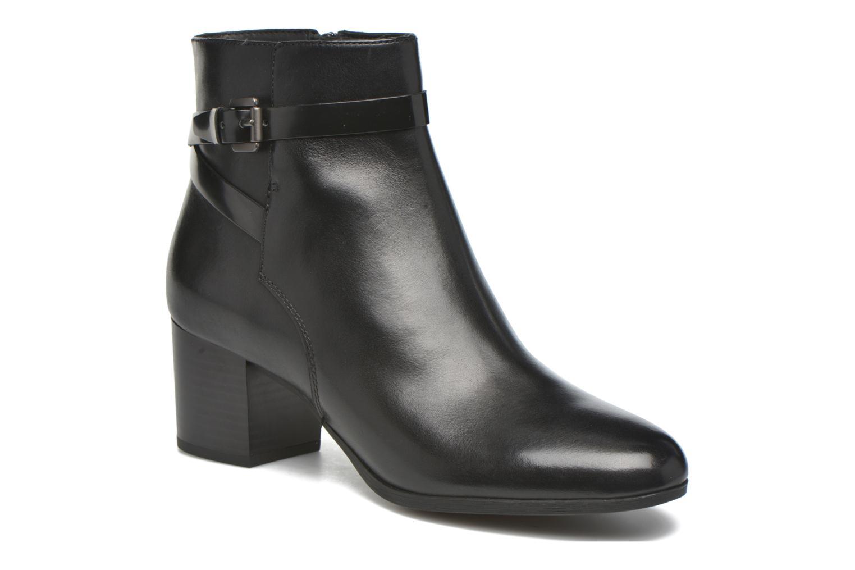 Stiefeletten & Boots Geox D PETALUS C D642ZC schwarz detaillierte ansicht/modell