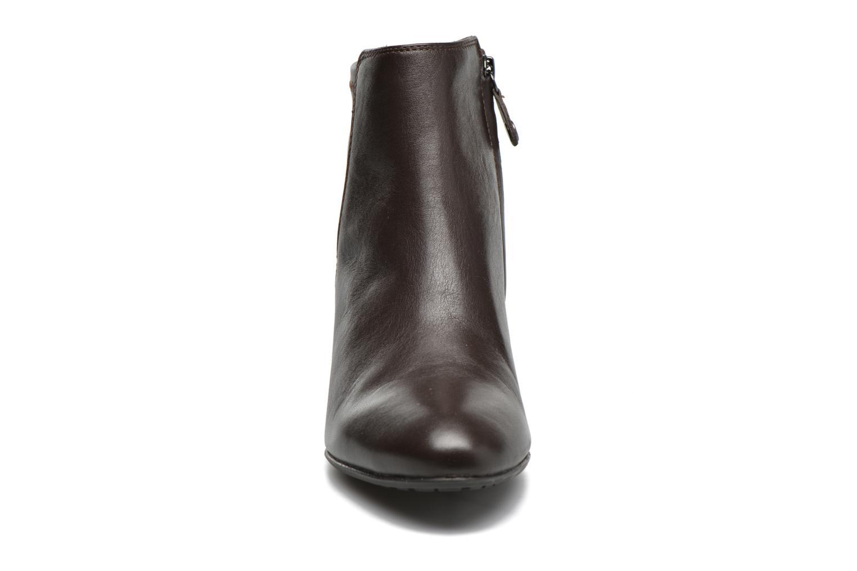 Stiefeletten & Boots Geox D VENERE A D64P8A braun schuhe getragen