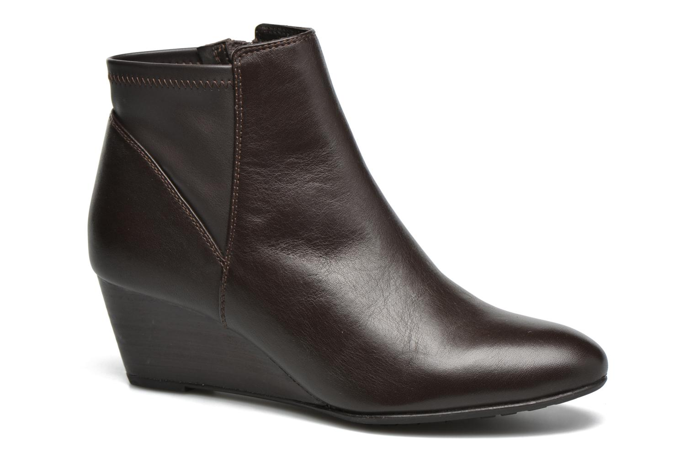 Stiefeletten & Boots Geox D VENERE A D64P8A braun detaillierte ansicht/modell