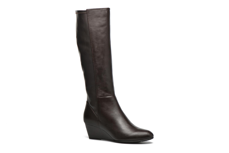 Grandes descuentos últimos zapatos Geox D VENERE B D64P8B (Marrón) - Botas Descuento