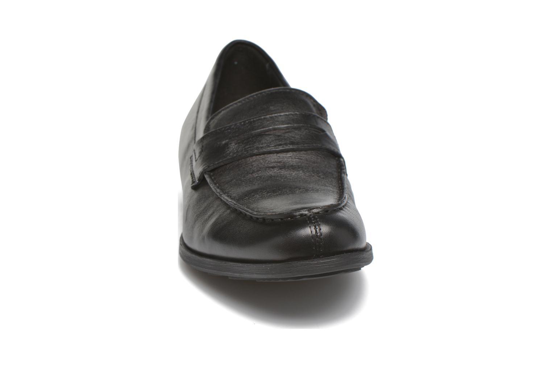 Loafers Geox U BESMINGTON G U641XG Svart bild av skorna på