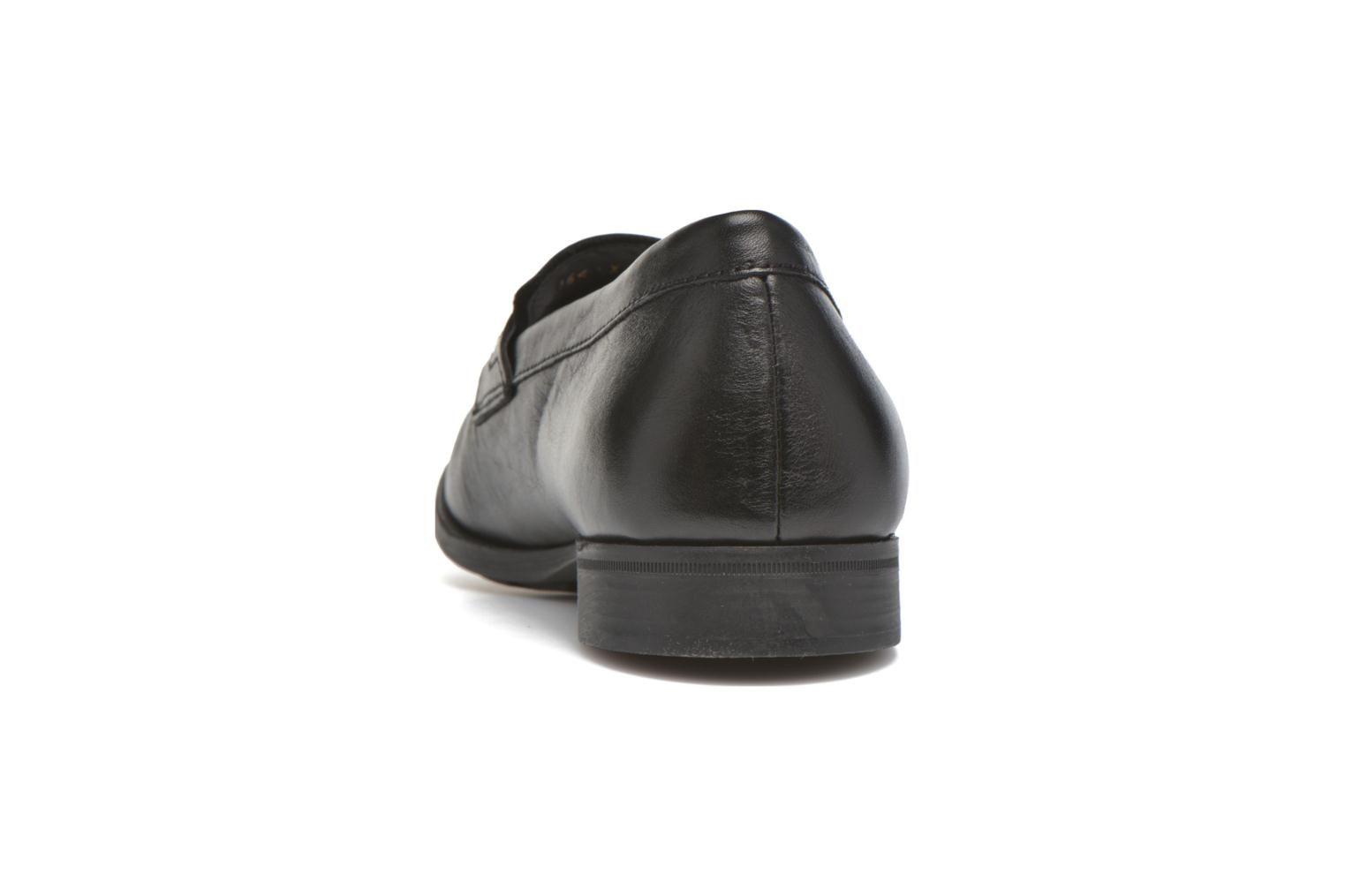Loafers Geox U BESMINGTON G U641XG Black view from the right
