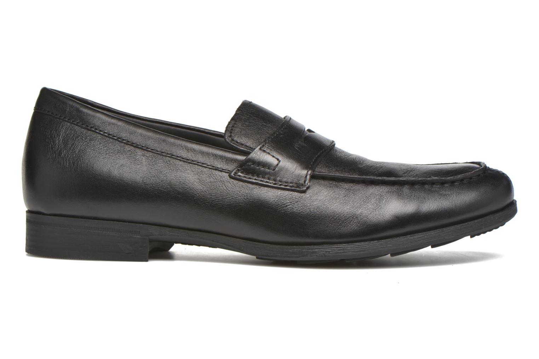 Loafers Geox U BESMINGTON G U641XG Black back view