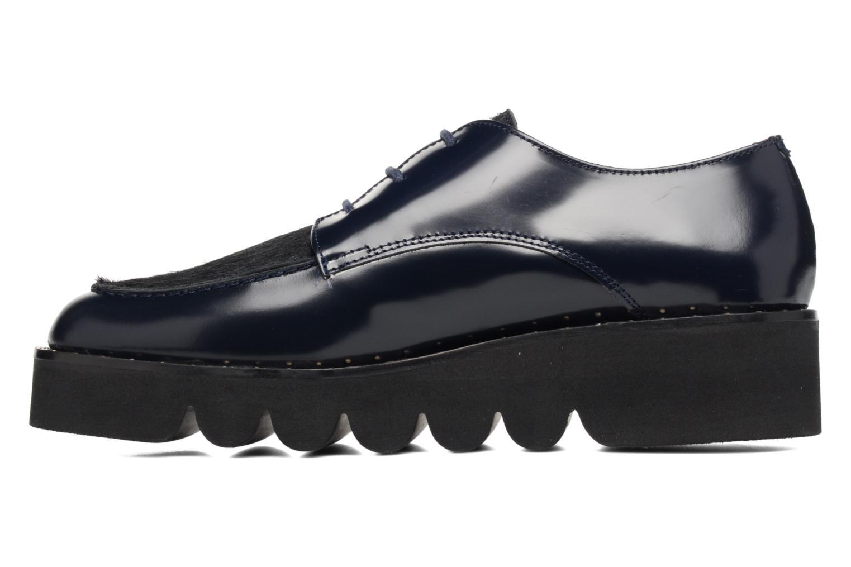 Chaussures à lacets Anaki Virginia Bleu vue face