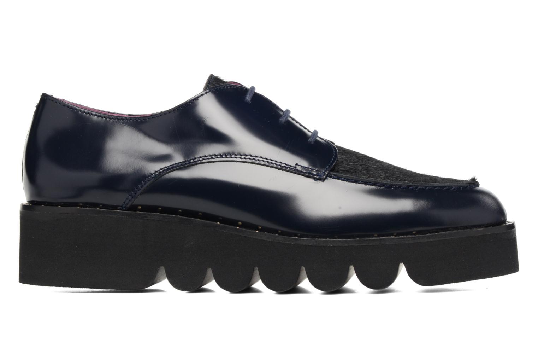 Chaussures à lacets Anaki Virginia Bleu vue derrière