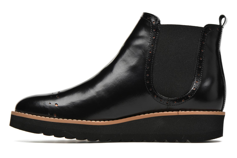 Bottines et boots Anaki Céline Noir vue face