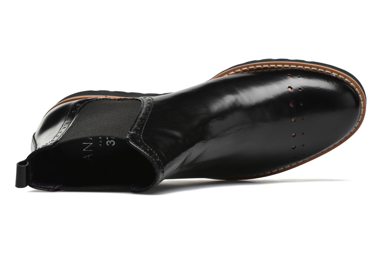 Bottines et boots Anaki Céline Noir vue gauche