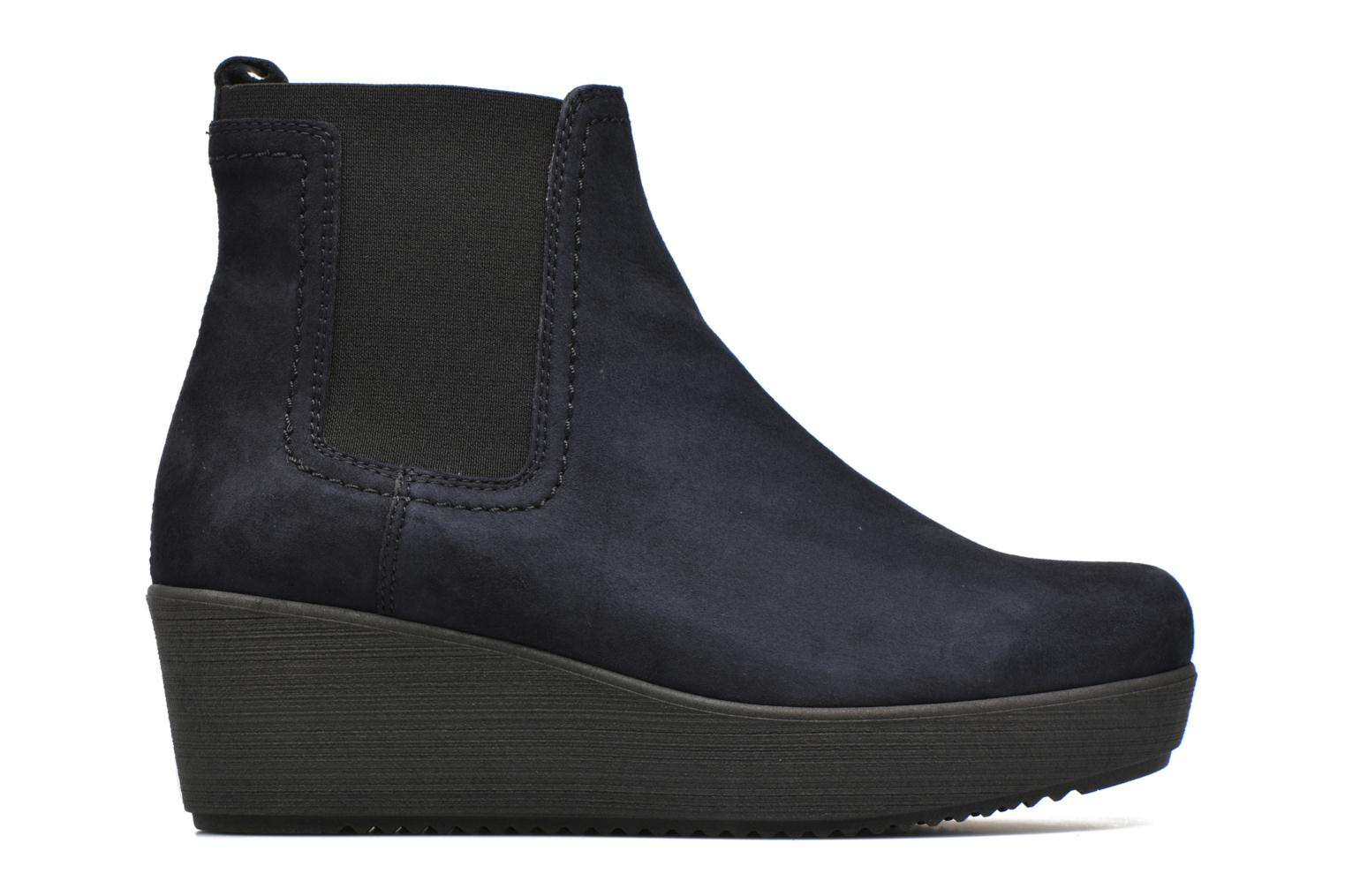 Ankle boots Unisa Fara Blue back view