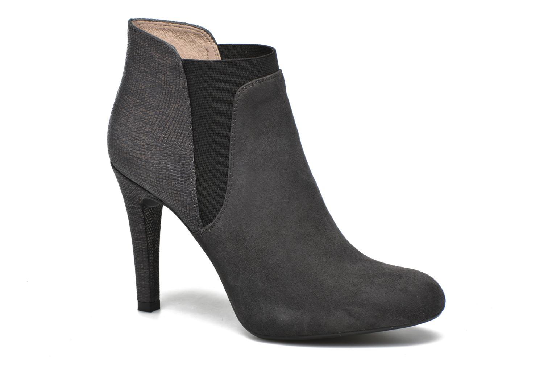 Bottines et boots Unisa Peman Gris vue détail/paire